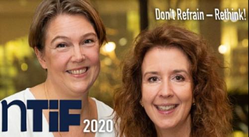 "Nordic Translation Interpretation Forum ""Don't Refrain - Rethink"""